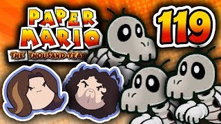 Paper Mario TTYD: The Phallic Year Door - PART 119 - Game Grumps