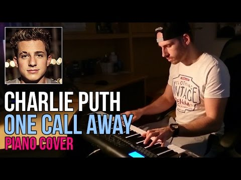 Charlie Puth - One Call Away (Piano Cover by Marijan) + Sheet Music