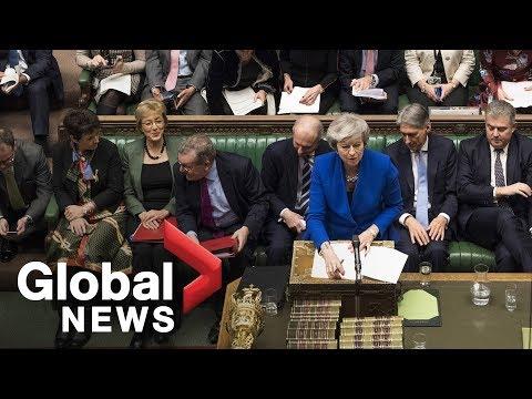 FULL coverage of British parliament's no-confidence vote