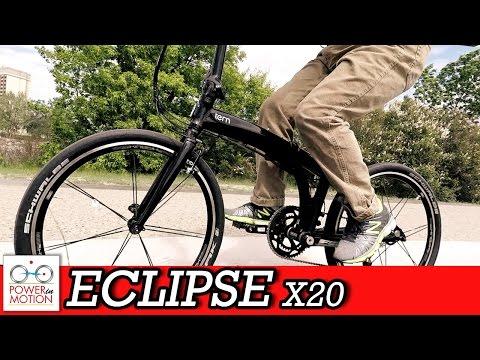 TERN Eclipse X20 Folding Bike Overview   Folding Bike Calgary   Tern   Montague   Dahon   Alberta