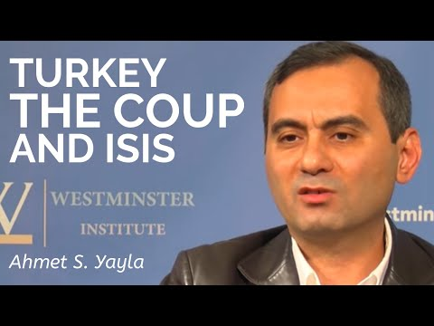 Ahmet S. Yayla: Turkey, the Coup, and ISIS