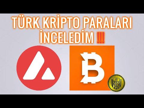 TÜRK KRİPTO PARALARI İNCELEDİM !! | Avax, Bitçi, Fan Tokenlar !!