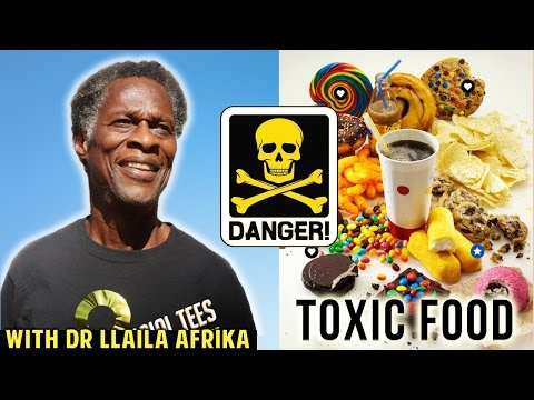 Dr. Llaila Afrika - Exposes Truth on Soy, Salt & Sugars | Details of Bad & Good Foods (Clip)