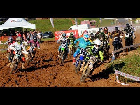 1ª etapa Campeonato Gaucho Motocross 2018 - Corridas de Sabado