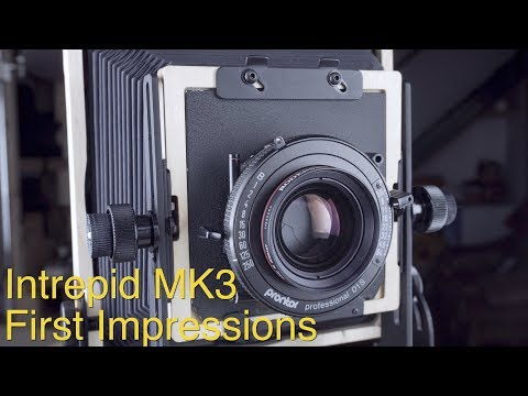 Intrepid MK3 4x5 || First Impressions