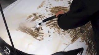Покраска авто резиной, жидкая резина отзывы. Тест