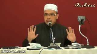 Dr Asri: Kisah zuhud Salman al Farisi - Ambillah dunia seperti seorang pengembara