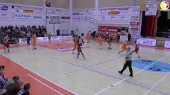Karhubasket-Korihait 9.4.2014 Elias Valtonen (14 v) 1. kori Korisliigassa
