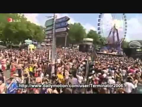 DJ Tatana Live at Streetparade - Zurich 2004