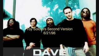 Dave Matthews Band - Toy Soldiers - All 3 Versions - 1996 - AUDIO Only