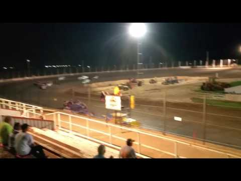 Cardinal motor speedway IMCA modified main 8/27/16