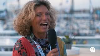 Festival du film de mer avec Voile et Voiliers, Golden Globe Race avec Don McIntyre, photo avec Nat