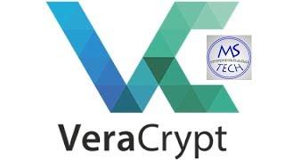 VeraCrypt - Password & key files - Unbreakable protection (full demo)