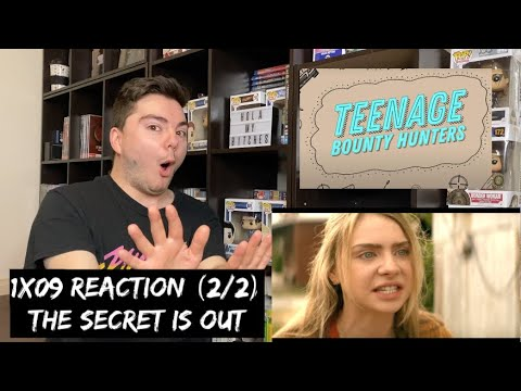 Download TEENAGE BOUNTY HUNTERS - 1x09 'OUR HAM IS GOOD' REACTION (2/2)