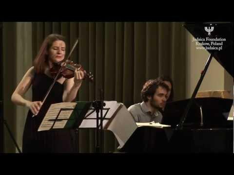 VII Dni Muzyki Feliksa Mendelssohna 2012 Maria Sławek. Piotr Różański