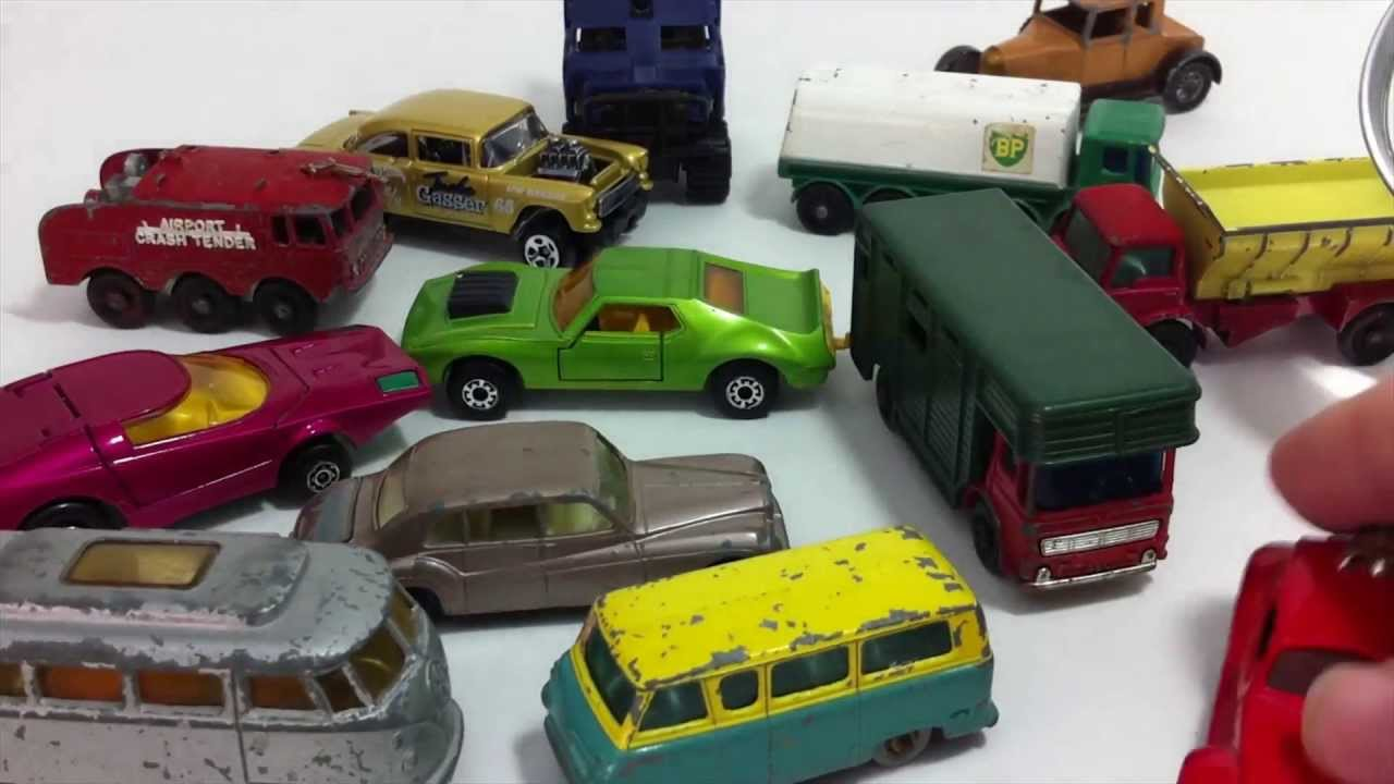 Lesney Matchbox Cars Prices