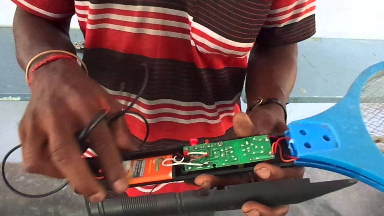 Increase Your Mosquito Bat Life Youtube Repeller Power Saver Circuit