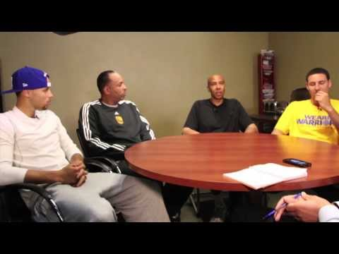 Splash Brothers Interview - 9/20/13