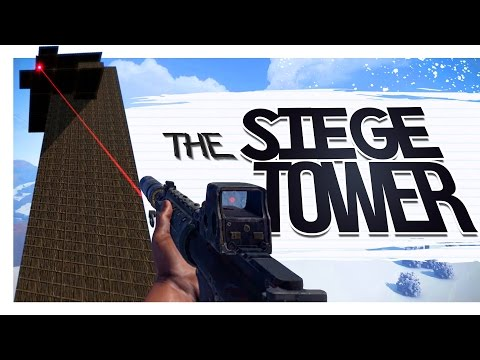 The Siege Tower! - Rust