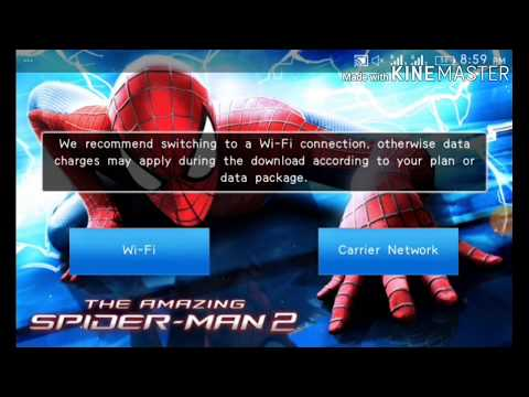 Solve invalid license in the amazing spider man 2 | play & enjoy |