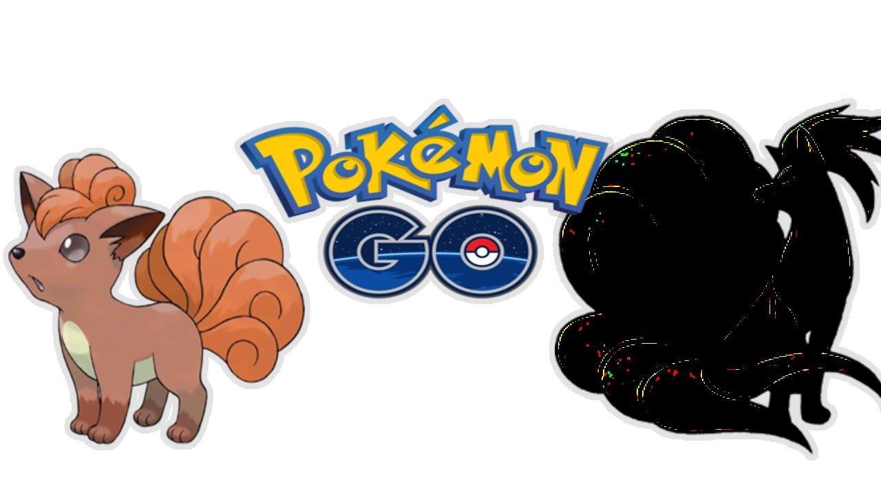 Vulpix Evolves Pokemon Go Evolution - YouTube