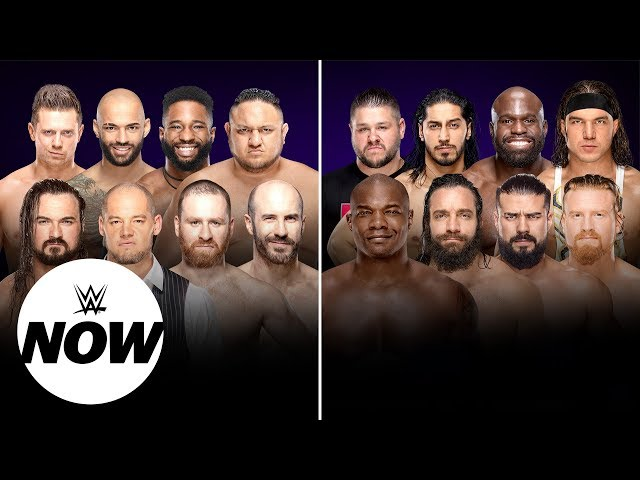 Official King of the Ring bracket revealed: WWE Now