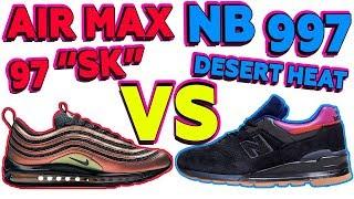 видео Купить кроссовки Nike и New Balance
