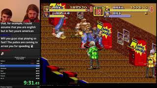Streets of Rage 2 Coop Mania Speedrun 42:53