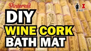 DIY Cork Bath Mat, Corinne VS Pin #37