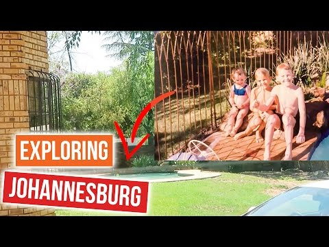 Growing Up In Johannesburg | What was it like?