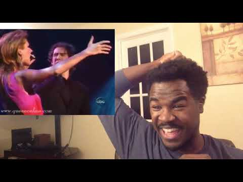 Celine Dion and Josh Groban-Prayer-Reaction!!!