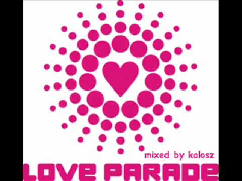Love parade 1999-2010 hymny / anthems