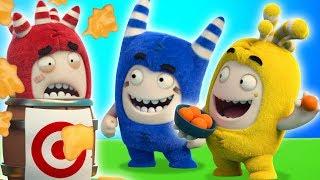 Oddbods | CARNIVAL CONUNDRUM | Funny Cartoons for Children by Oddbods & Friends