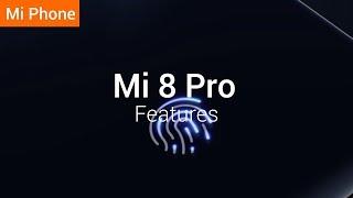 видео Mi 8 Screen Fingerprint