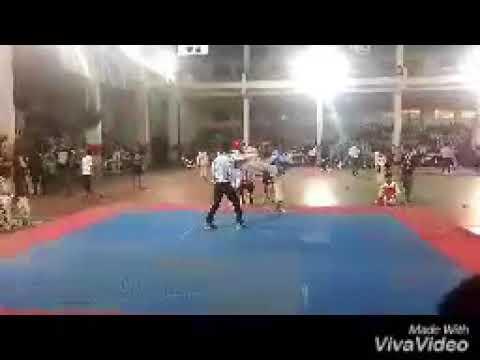 AMAZING FIGHT OF TAI KWANDO ||  || JALANDHAR 2017 GAMES TAI KWANDO