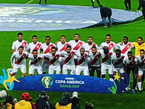 Peru vs Chile, Porto Alegre (Copa America)