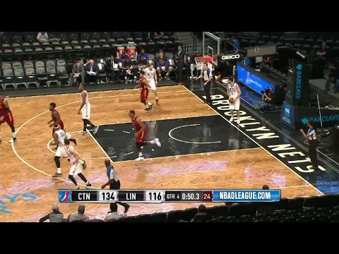 Highlights: Jonathan Holmes (25 points)  vs. the Nets, 2/8/2017