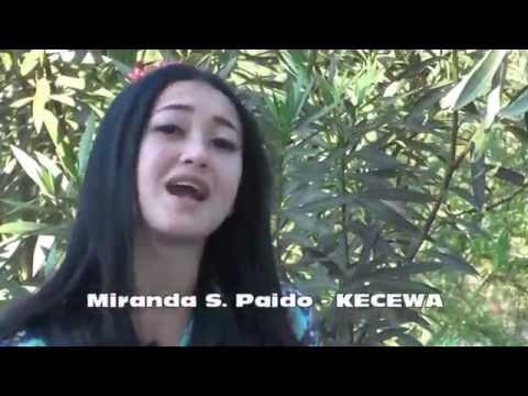 MIRANDA S. PAIDO - KECEWA / BEHIND THE SCENE