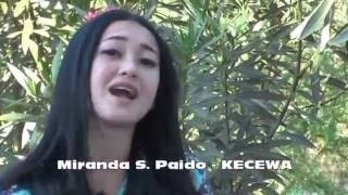 Video MIRANDA S. PAIDO - KECEWA / BEHIND THE SCENE download MP3, 3GP, MP4, WEBM, AVI, FLV Oktober 2018