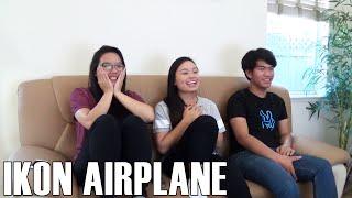 Ikon  아이콘 - Airplane  Reaction Video