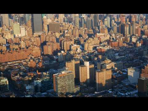 New York City Aerial: Chelsea