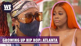 'Diamond's Release Party Drama' Sneak Peek | Growing Up Hip Hop: Atlanta