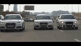 Audi Club Azerbaijan dan Qarabag FK a destek videosu