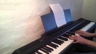Download Ookami Kodomo no Ame to Yuki (Wolf Children) - Ubugoe Piano Cover (+ Sheet Music) MP3 song and Music Video