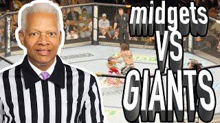 Hank Johnson Midgets Vs Giants Analogy