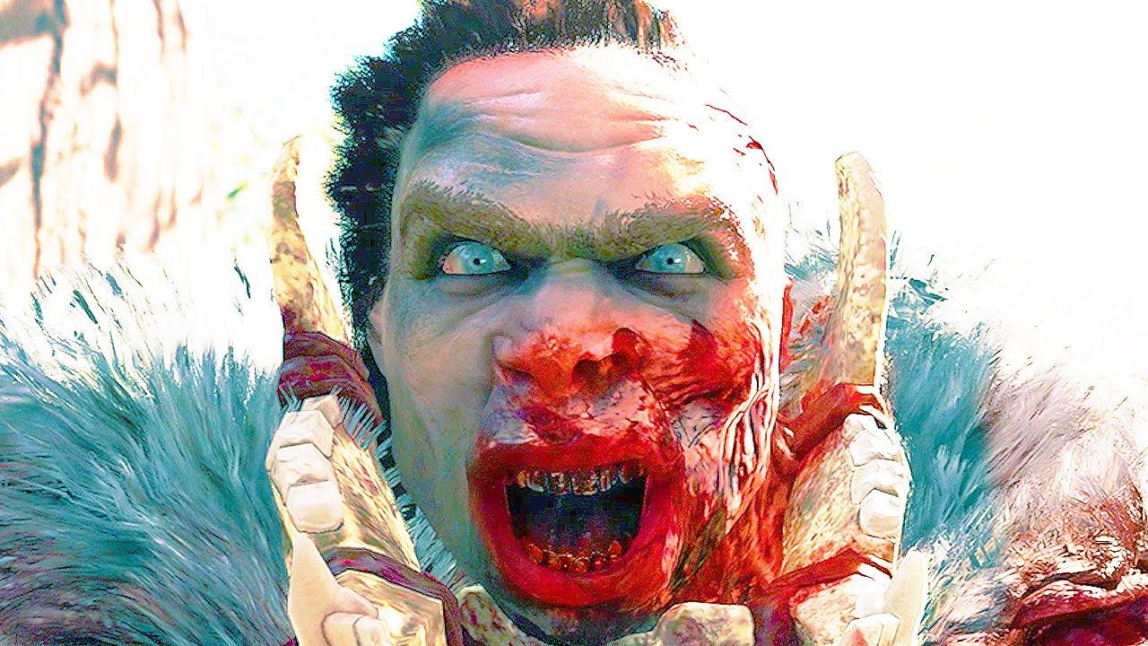 Far Cry Primal All Cutscenes Movie Youtube