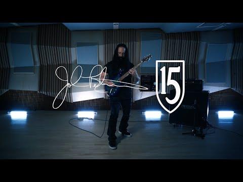 Ernie Ball Music Man: JP15 in Cerulean Paradise Presented by John Petrucci