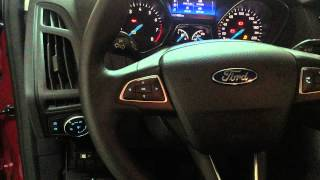 FORD Focus 2015 year model key programming Thumb