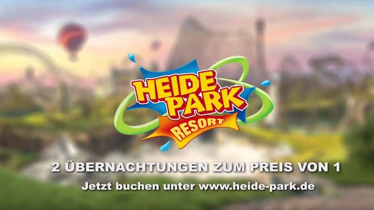 Heide Park Resort Erlebt 2 Nachte Zum Preis Von 1 Im Abenteuerhotel