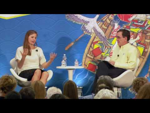 Lauren Groff: 2016 National Book Festival